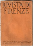 Magazine of Florence, Cover