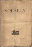 Solaria copertina
