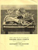 Cometa Gallery Exhibition Catalog