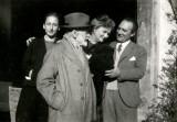 Arlotta, Berenson, Mariano, and Colacicchi