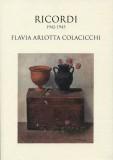 Ricordi by Flavia Arlotta Colocicchi