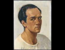 Autoritratto, 1945