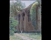 Gli Arcazzi alle mura di Anagni