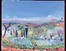 Siena, Castello delle Quattro Torri