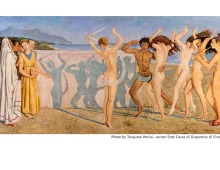 Allegoria della Danza e della Musica per un cinematografo