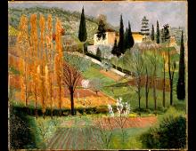 Il campo degli Hildebrand a San Francesco di Paola