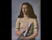 Portrait of Francesca Sebregondi