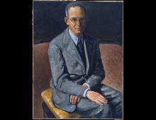 Ritratto di Mario Castelnuovo-Tedesco